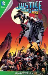 Justice League Beyond 2.0 (2013- ) #24