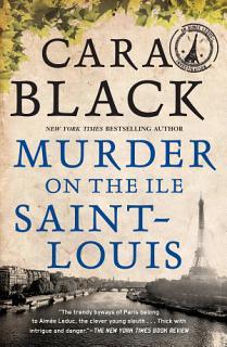Murder on the Ile Saint Louis Book