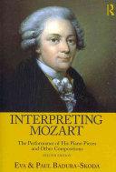 Interpreting Mozart PDF