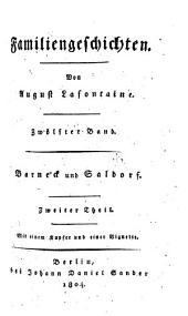 Barneck und Saldorf: Band 2