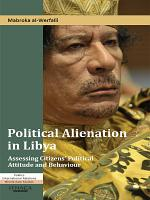 Political Alienation in Libya PDF