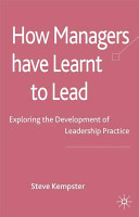 How Managers have Learnt to Lead PDF