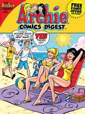 Archie Comics Digest #252