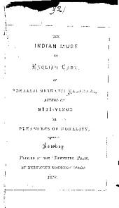 The Indian Muse in English Garb