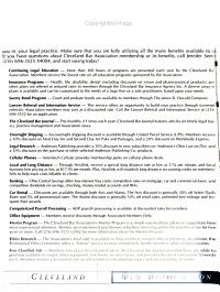 Cleveland Bar Journal PDF