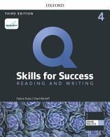 Q  Skills for Success 3E Reading   Writing Level 4 PDF