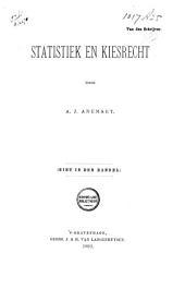 Statistiek en kiesrecht