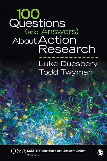 100 Questions  and Answers  About Action Research PDF