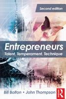Entrepreneurs PDF