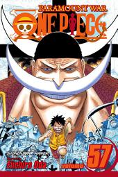 One Piece, Vol. 57: Paramount War