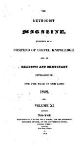 The Methodist Review: Volume 11