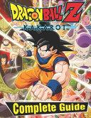 Dragon Ball Z Kakarot PDF