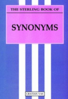 The Sterling Book of Synonyms PDF