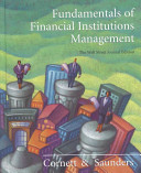 Fundamentals of Financial Institutions Management PDF