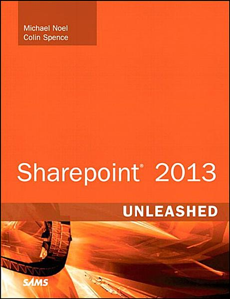 Sharepoint 2013 Unleashed