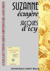 SUZANNE ÉCUYÈRE (eBook)