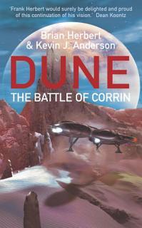 The Battle Of Corrin Book