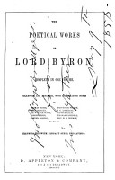 The Poetical Works of Lord Byron    PDF