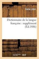 Dictionnaire de La Langue Francaise PDF