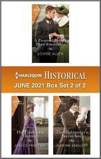 Harlequin Historical June 2021   Box Set 2 of 2 PDF
