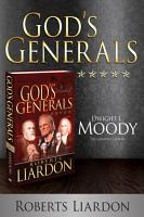 God   s Generals Dwight L  Moody PDF