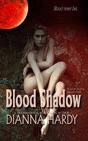 Blood Shadow Book