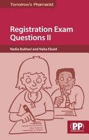 Registration Exam Questions II