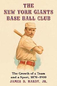 The New York Giants Base Ball Club PDF