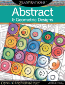 Zenspirations Abstract   Geometric Designs
