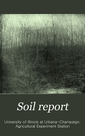Soil report: Issues 1-6