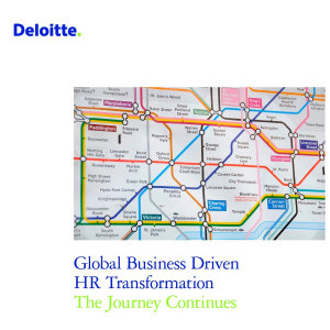 Global Business Driven HR Transformation  The Journey Continues  Print Edition  Book