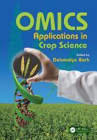 OMICS Applications in Crop Science PDF