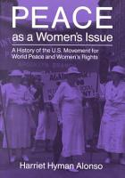 Peace As a Women s Issue PDF