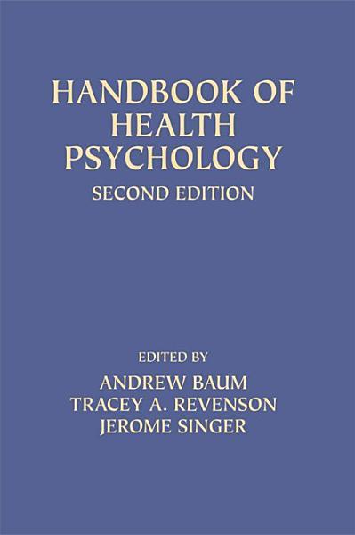 Download Handbook of Health Psychology Book