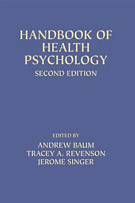 Handbook of Health Psychology PDF
