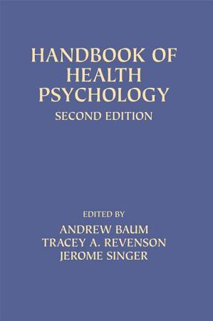 Handbook of Health Psychology PDF