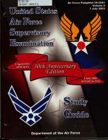 United States Air Force Supervisory Examination  Etc   Study Guide  Air Force Pamphlet 36 2241  Volume 2  July 1  2003 PDF