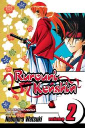 Rurouni Kenshin, Vol. 2: The Two Hitokiri