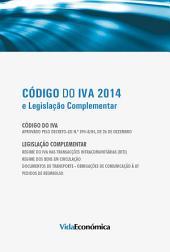 Código do IVA 2014 e Legislação Complementar