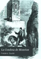 La Condesa de Monrion: Novela escrita en francés