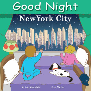 Good Night New York City Book