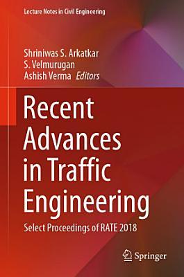 Recent Advances in Traffic Engineering