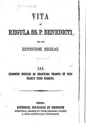 Expositio regulae ab Hildemaro tradito et nunc primum typis mandata