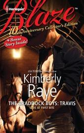 10th Anniversary Collector's Edition: The Braddock Boys: Travis: The Pleasure Principle