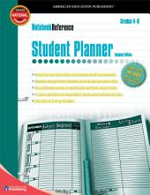 Student Planner, Grades 4 - 8: Second Edition