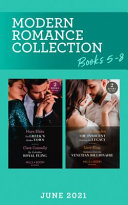 Modern Romance June 2021 Books 5-8