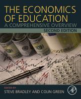 The Economics of Education PDF