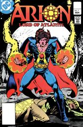 Arion, Lord of Atlantis (1982-) #1