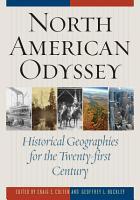 North American Odyssey PDF