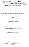 Aspects of Nature PDF